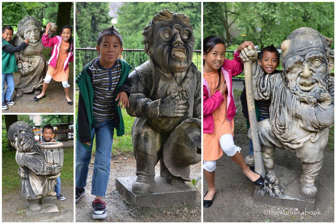 Salzburg Gnome Park