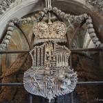 Church of Bones Artistry in the Czech Republic