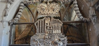 Church of Bones Artistry in the Czech Republic