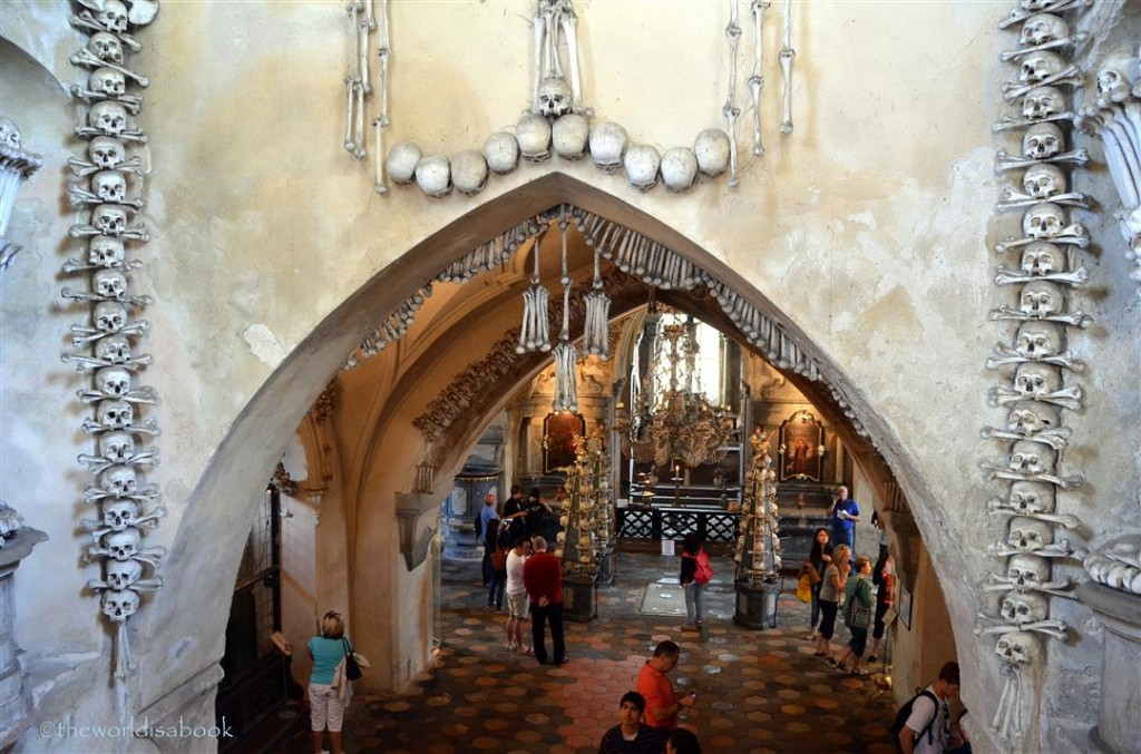 Sedlec ossuary Bone Church