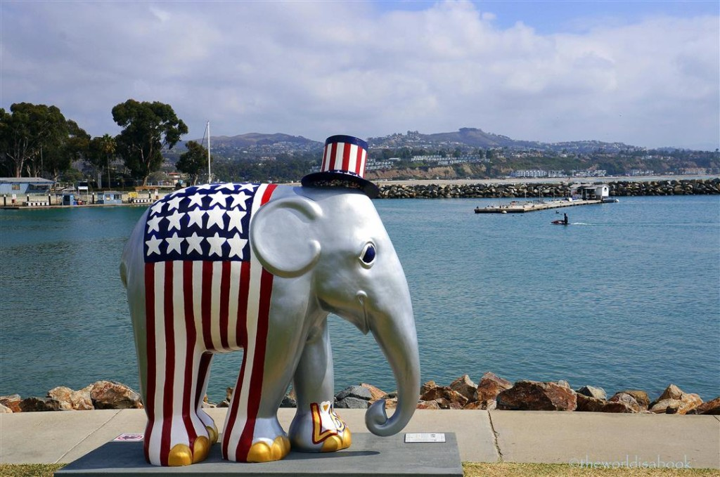 Triumph of Liberty Elephant