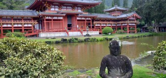 The Beauty and Serenity of the Byodo-in Temple in Oahu