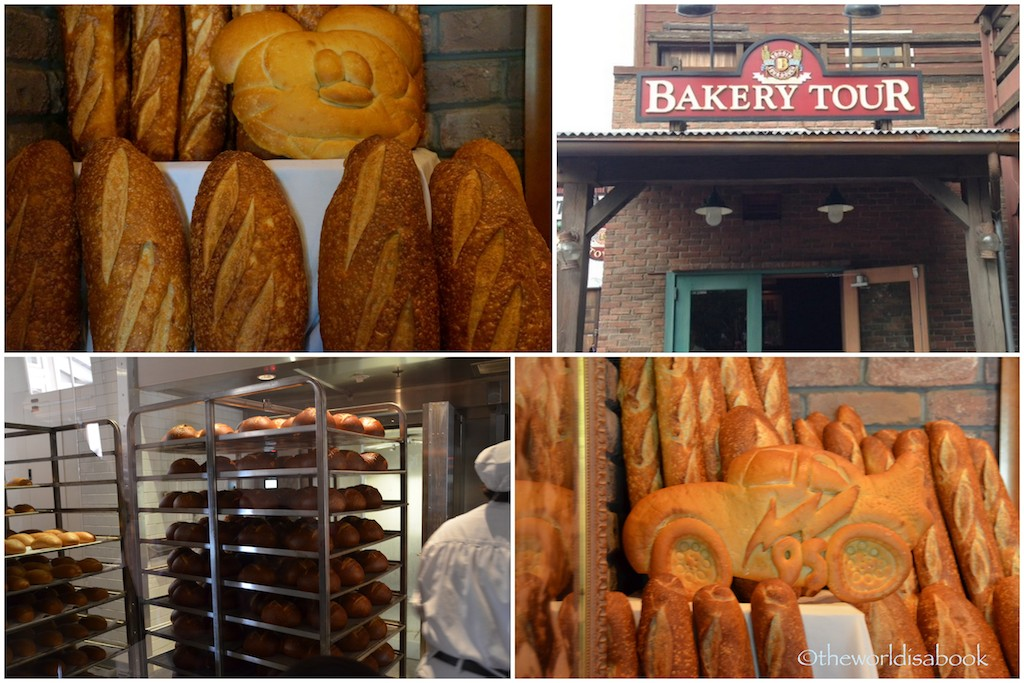 Disney Boudin Bakery