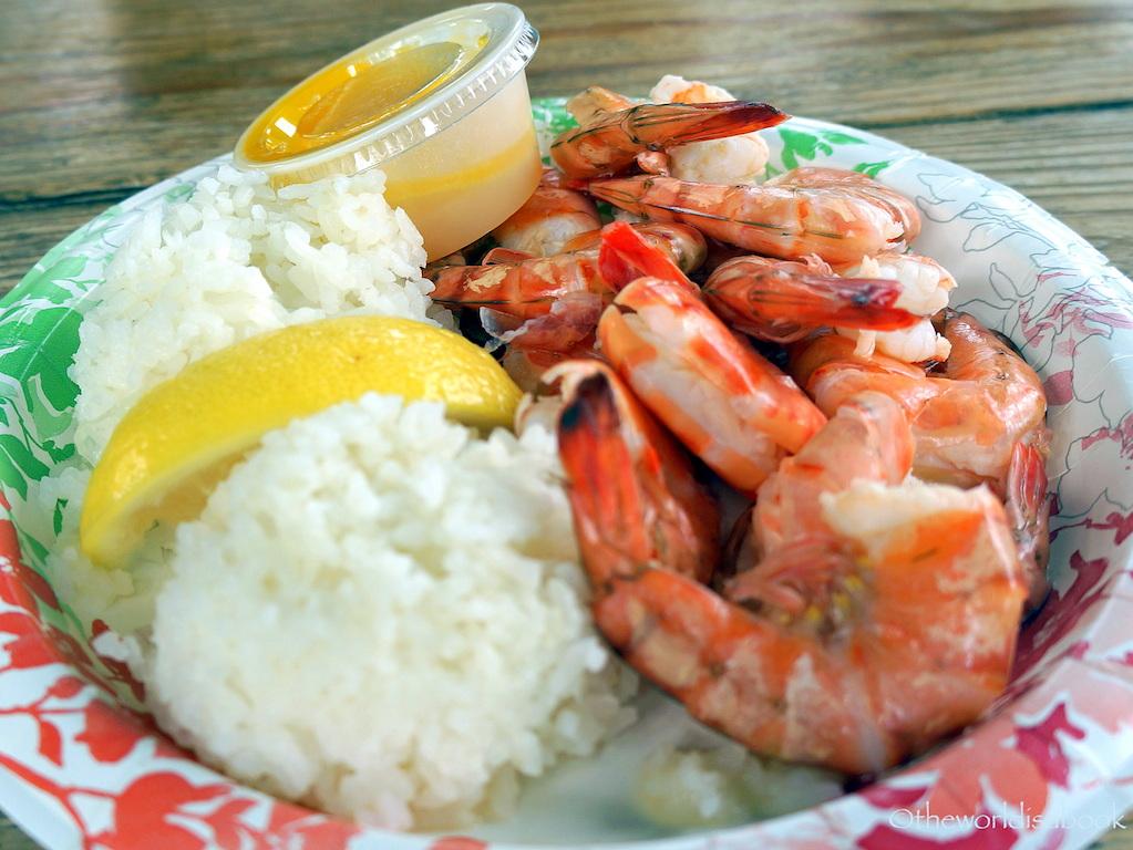 Giovanni Lemon/Butter Shrimp