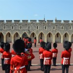 London with Kids: Windsor Castle and the Changing of the Guards