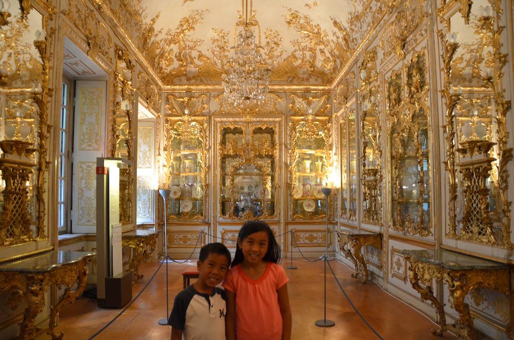 Ancestral Gallery Munich Residenz