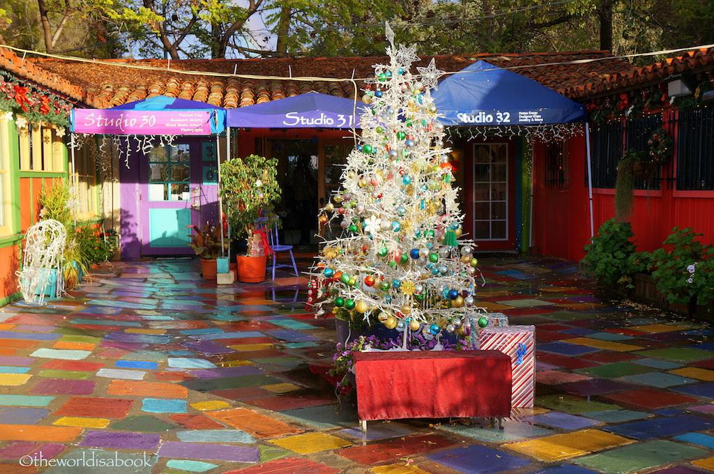 Balboa Spanish Art Village