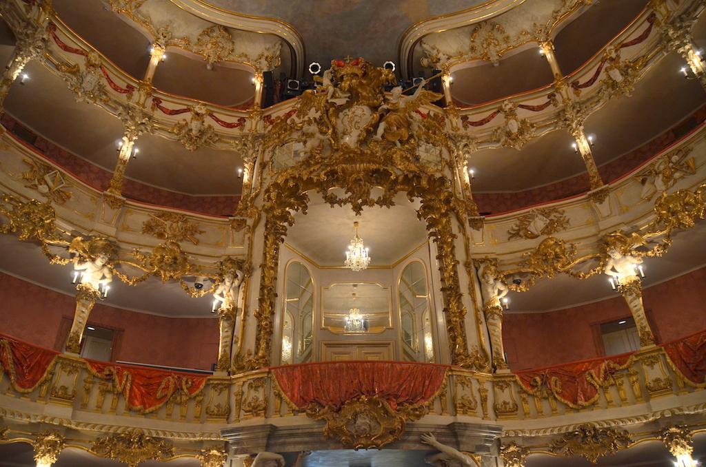 Cuvilliés-Theater Munich residenz