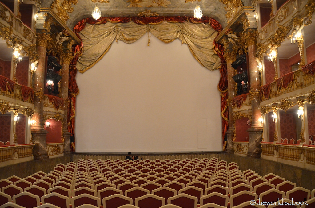 Cuvilliés-Theater Munich