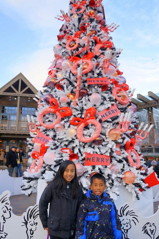 Dr Seuss Christmas Tree