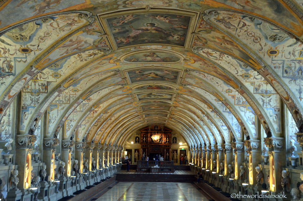 Munich Residenz Antiquarium
