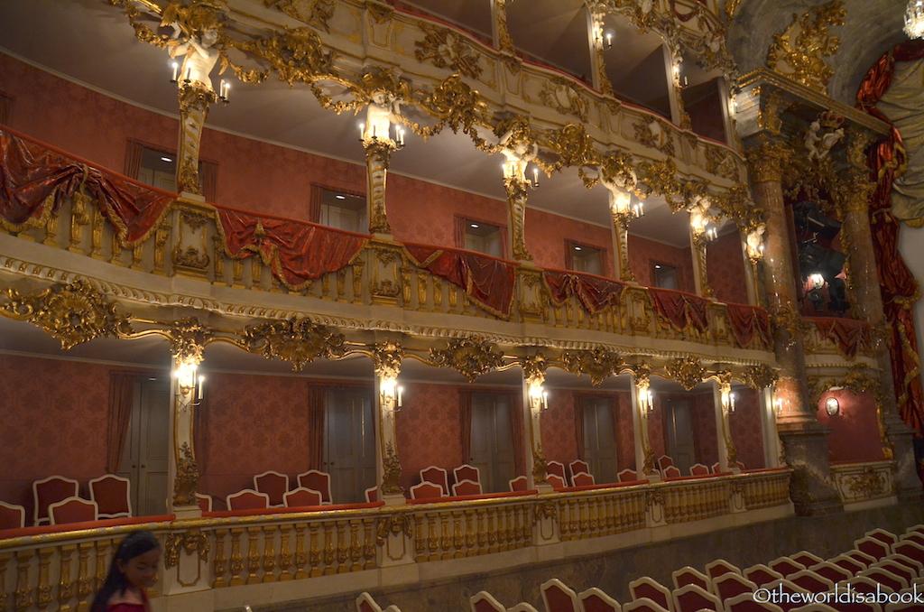 Munich Residenz Cuvilliés-Theater
