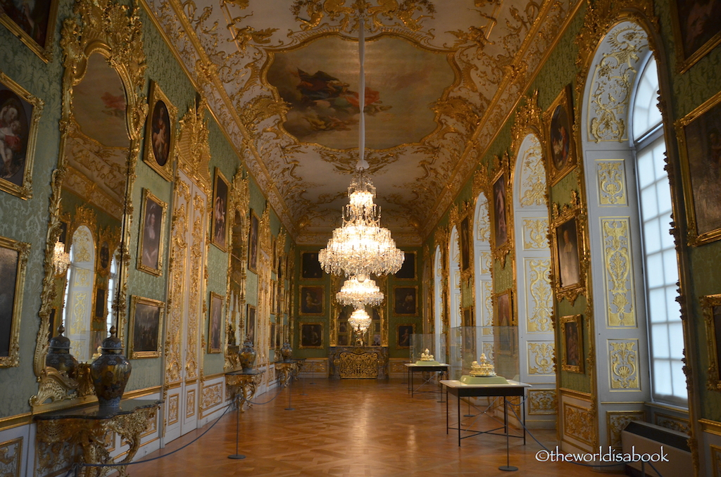 Munich Residenz Green Gallery