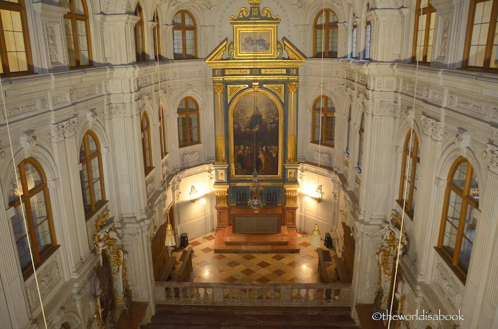 Munich Residenz chapel