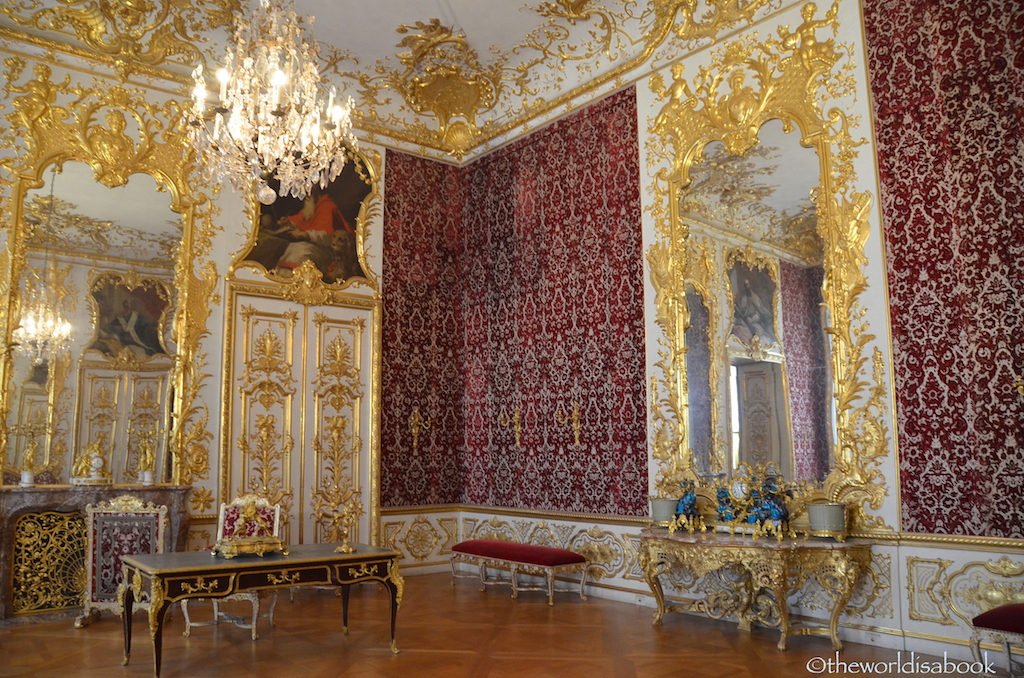 Munich Residenz room