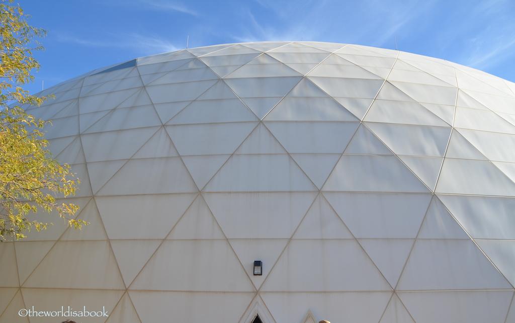 Biosphere 2 Dome