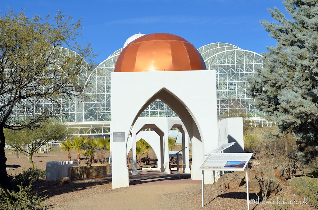 Biosphere 2 Falaj
