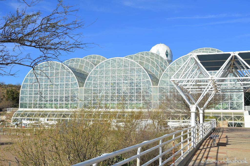 Biosphere 2 LEO project