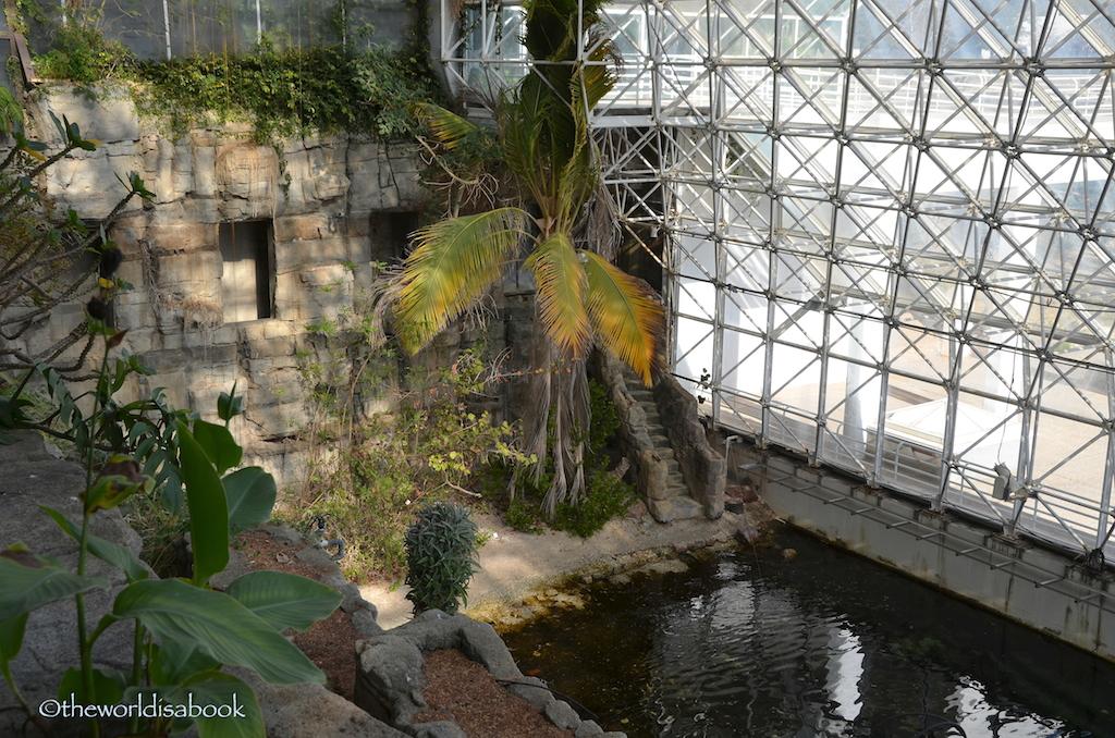 Biosphere 2 Ocean Biome