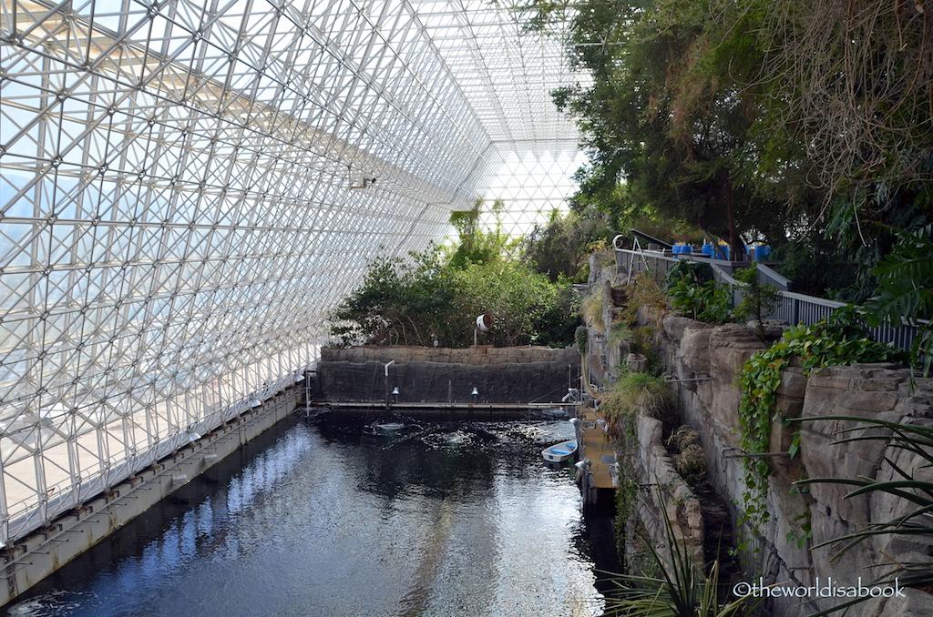 Biosphere 2 Ocean