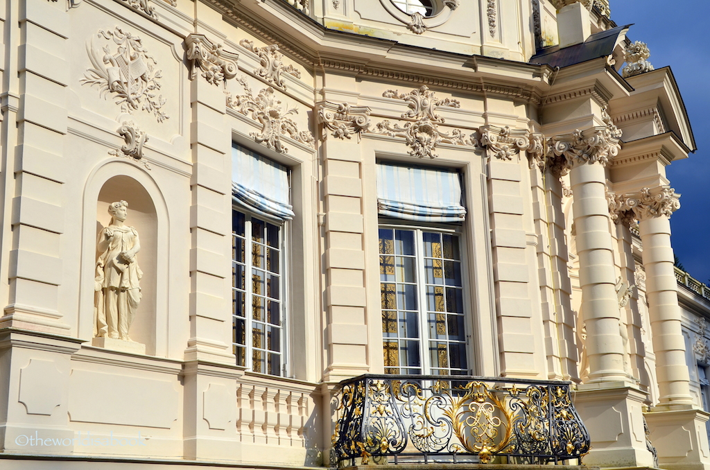 Linderhof Palace details