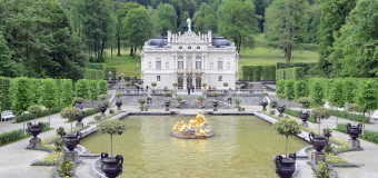 Exploring Linderhof Palace Park