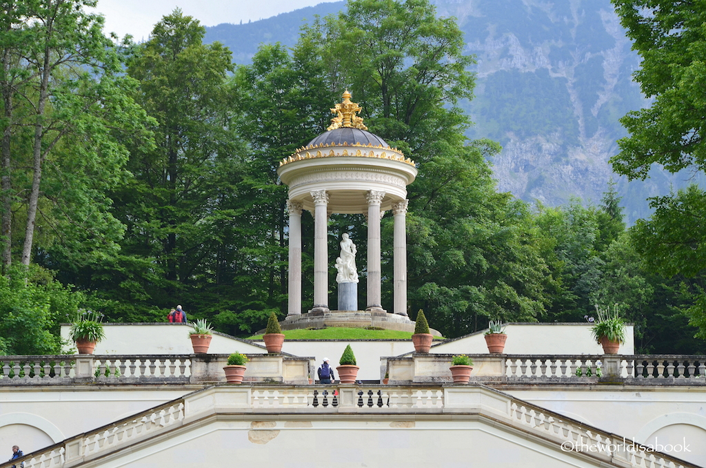 Linderhof Palace Venus temple