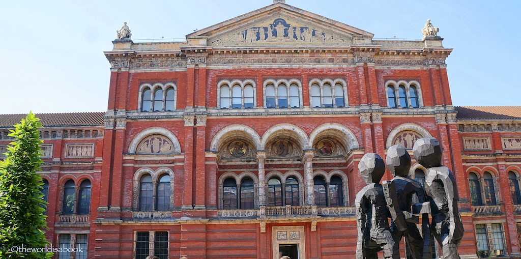 Victoria and Albert Museum building