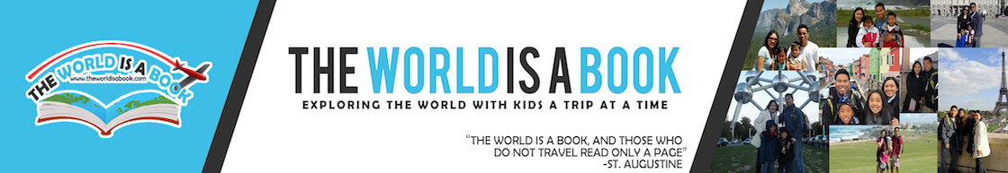 The World Is A Book