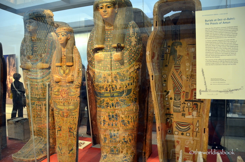 British Museum mummies