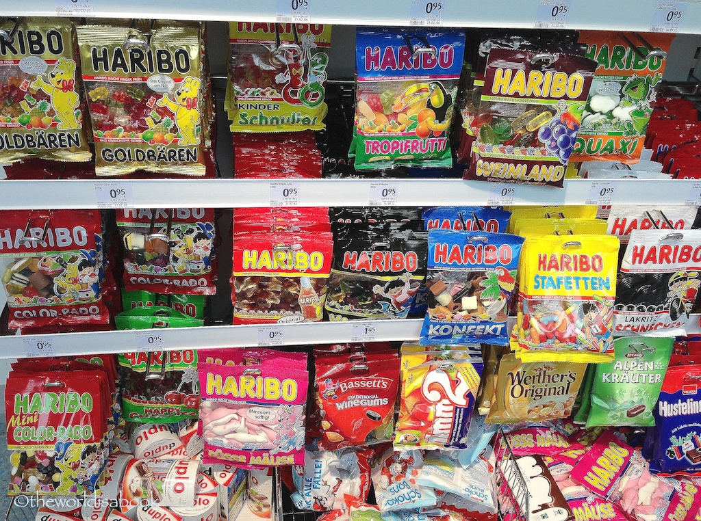 Germany Haribo candy