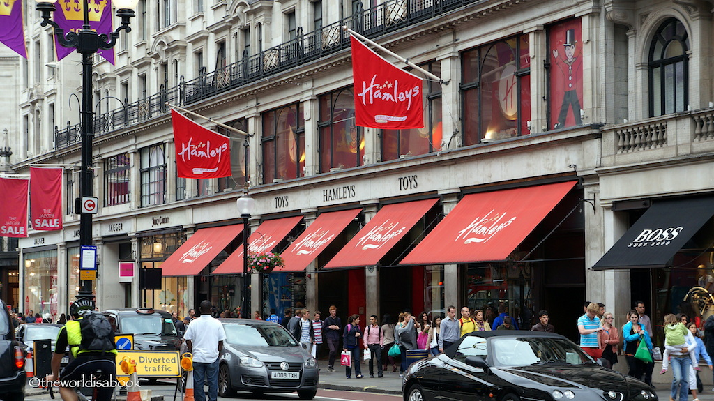 Hamleys London