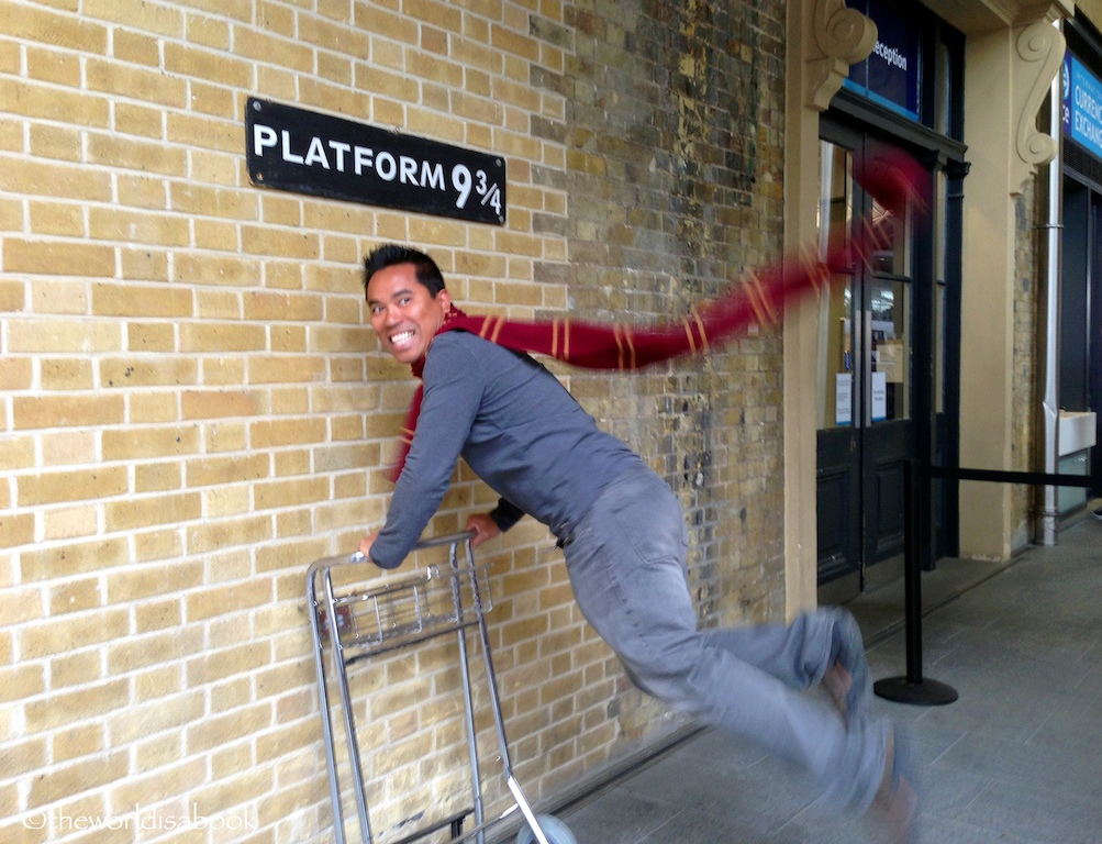 Harry Potter Platform Kings Cross