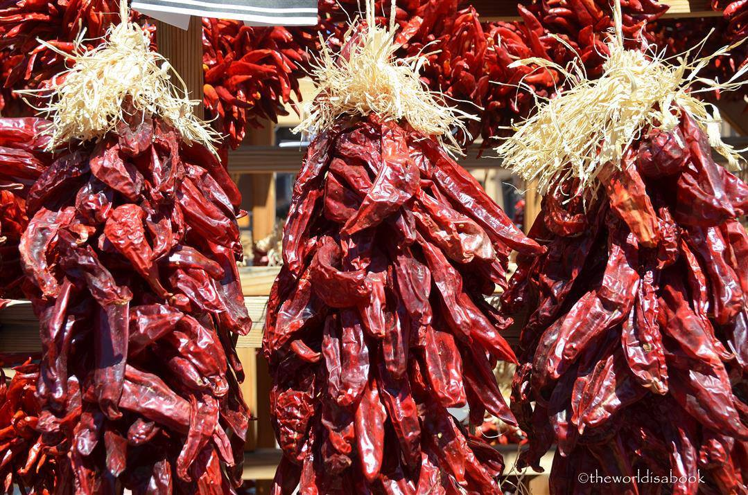 New Mexico chile ristra