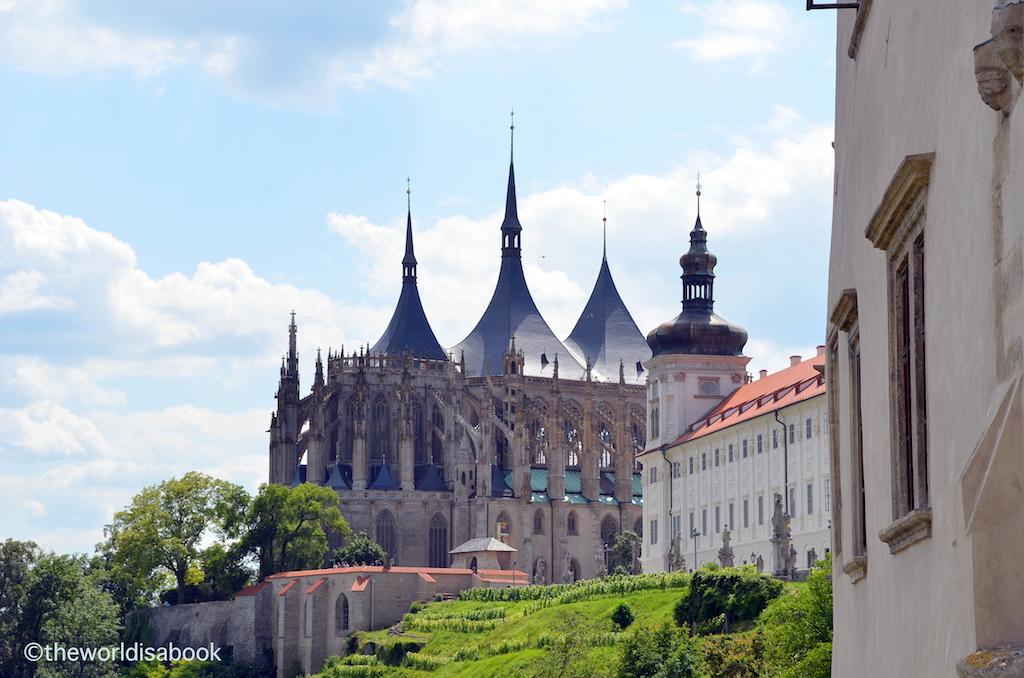 St Barbara Cathedral Kutna Hora