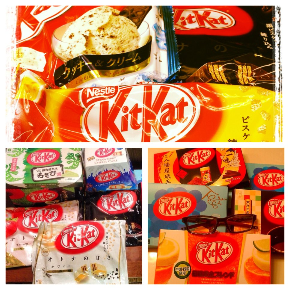 Japan Kitkat