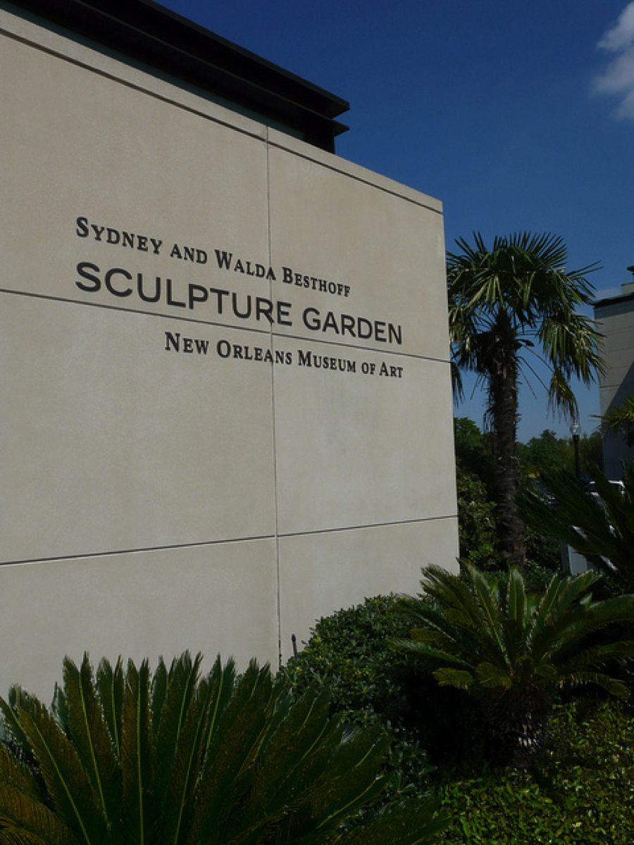 5 free things to do in new orleans with kids the world - Sydney and walda besthoff sculpture garden ...