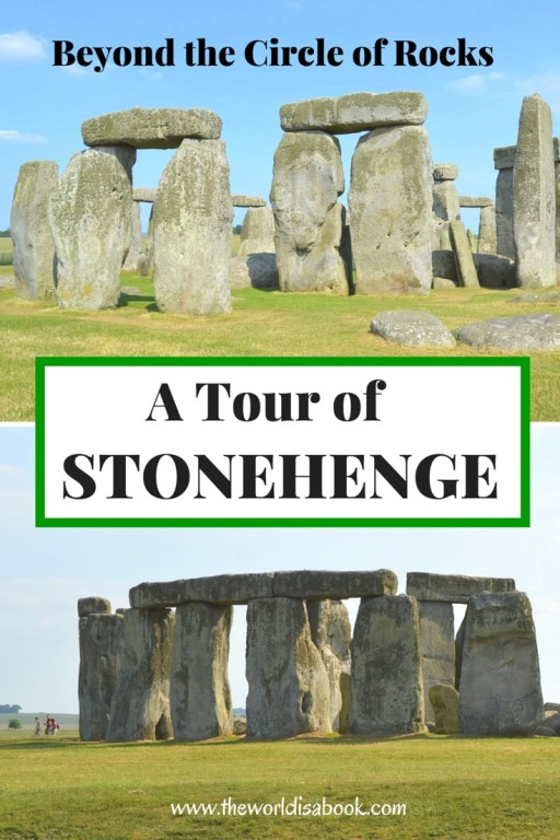Stonehenge with kids