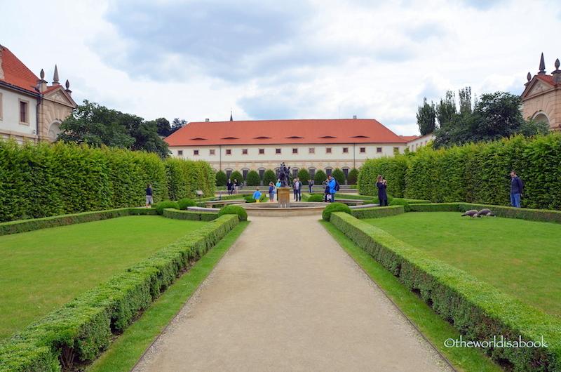 Wallenstein Palace Garden