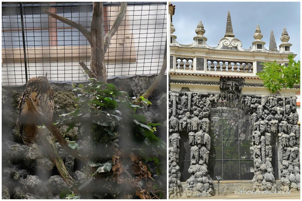 Wallenstein Palace Gardens aviary