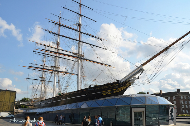 Cutty Sark ship London