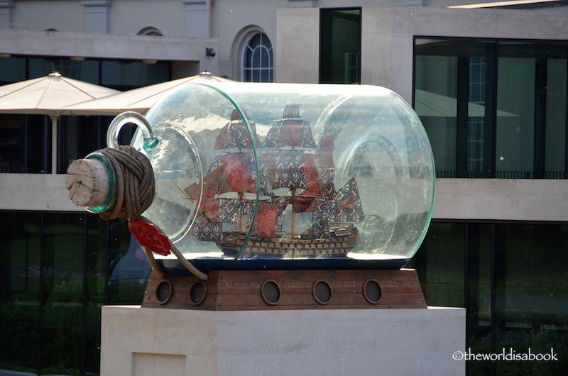 Greenwich Maritime Ship