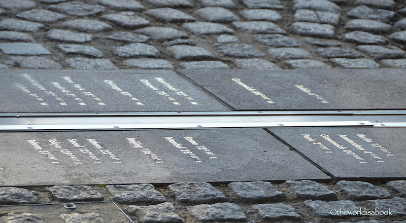 Greenwich Prime Meridian
