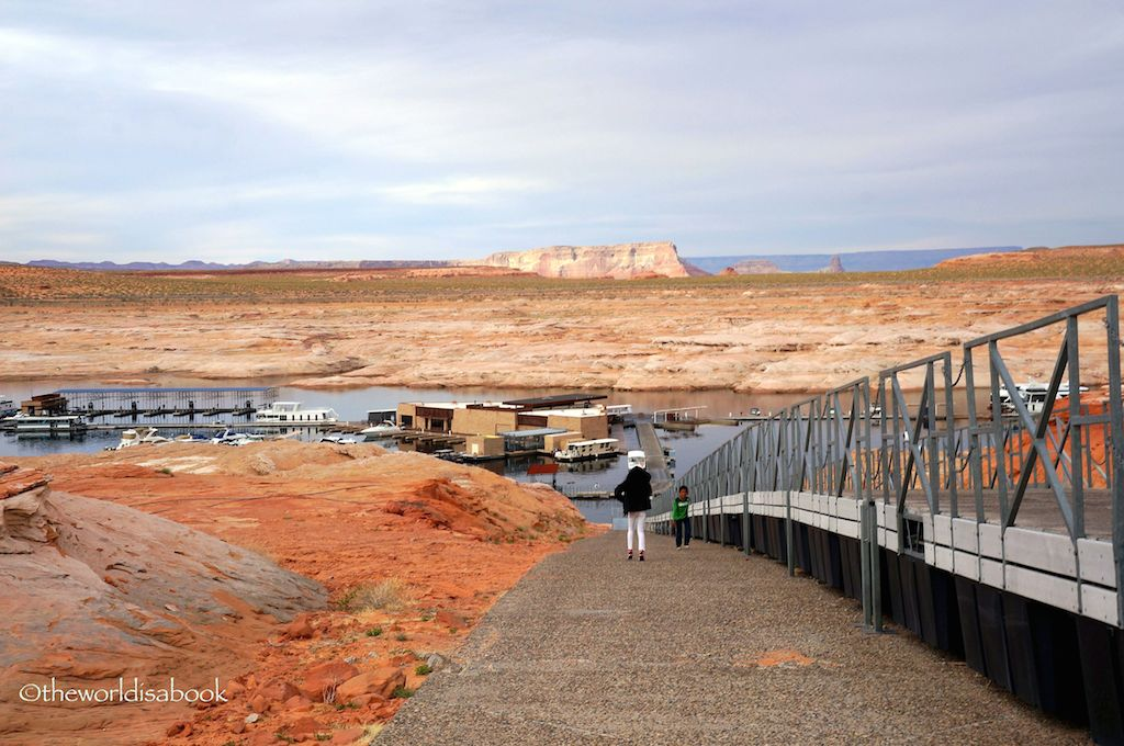 Antelope Point Marina Lake Powell