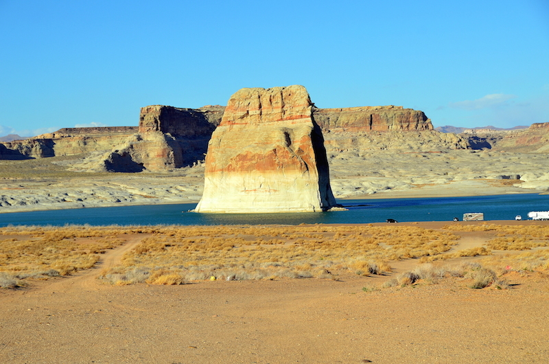 Glen Canyon Lone Rock