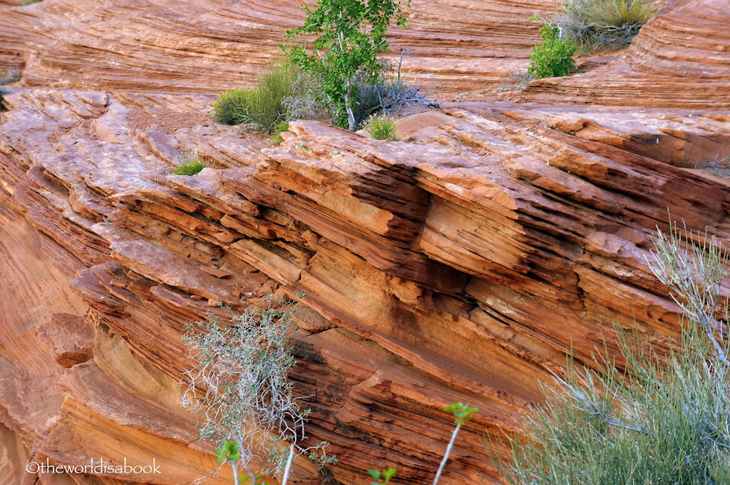 Glen Canyon National Recreation Area rocks