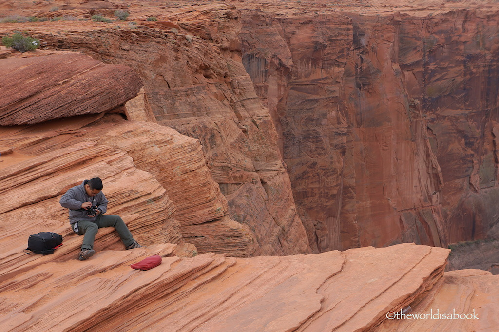 Horseshoe Bend photographer