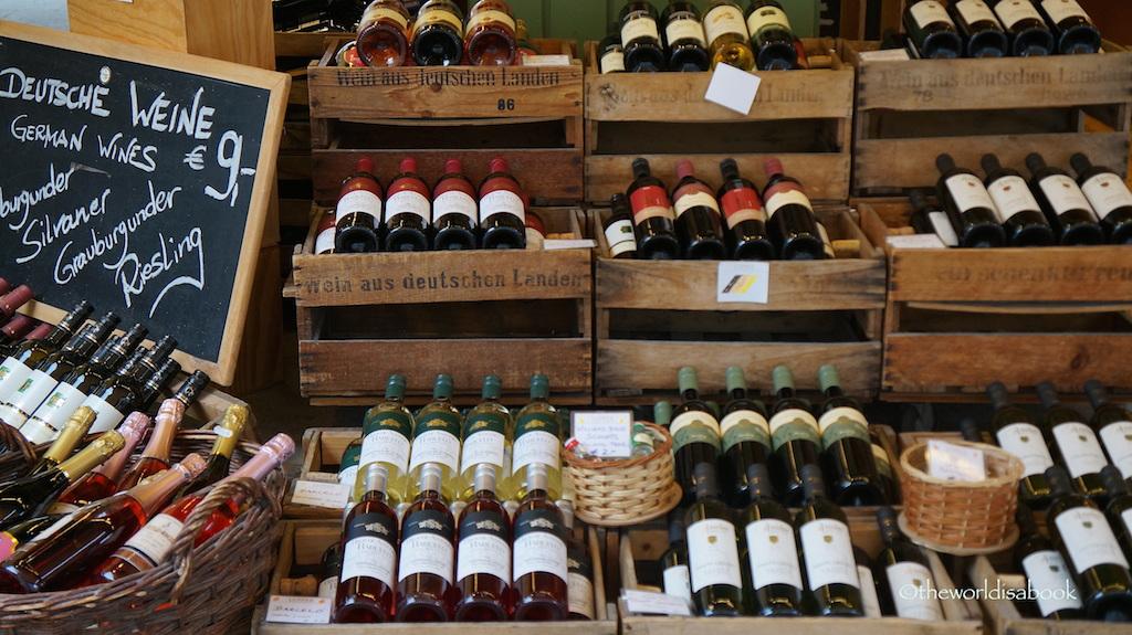 Viktualienmarkt wines