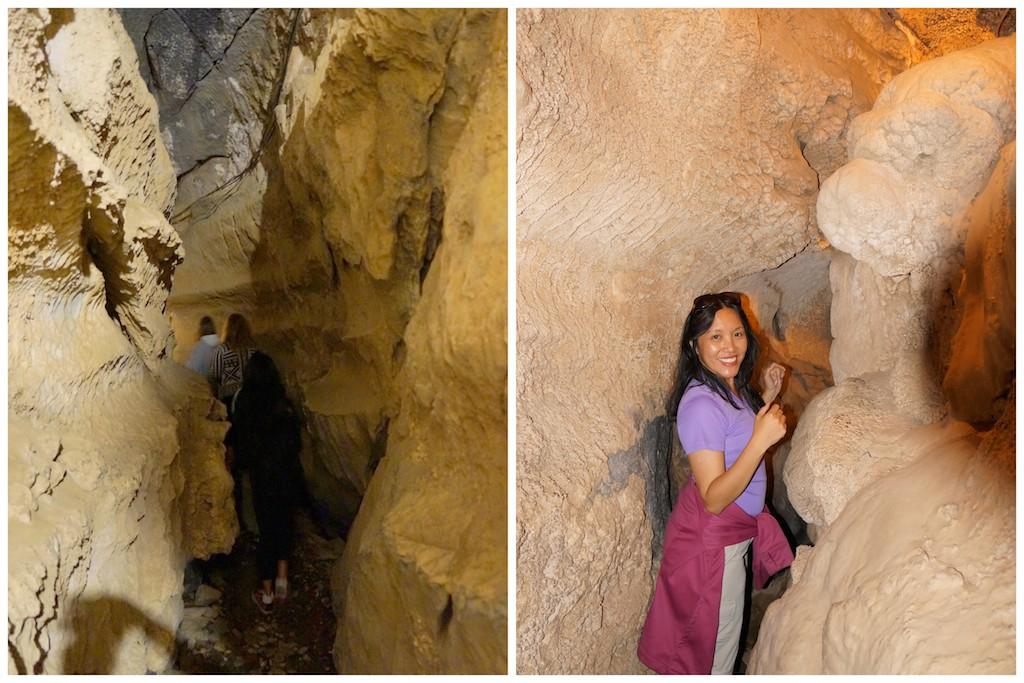 boyden Cavern adventure trail