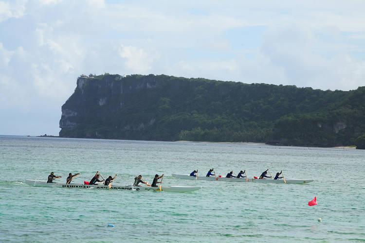 Guam boating